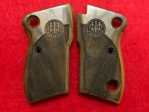 Beretta Model 1951 Walnut wood grips hand made SALE !! SHORT TIME discount % 31