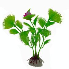 Water Weeds Ornament Plant Fish Tank Xmas Simulation Artificial Plastic Xmas