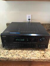 Onkyo AV Receiver TX SR800 THX 7.1 160 Watt Receiver