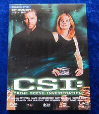 CSI Las Vegas Season 5.2, Episoden 13 - 25, DVD Box Staffel