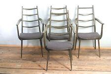 Habeo 50er Design Set von 4 Stühlen  Brautlecht