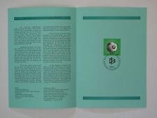 (00j5) Bund Erinnerungsblatt 2000 mit ESST Mi.Nr. 2091 Deutscher Fußballbund DFB
