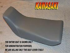 Kawasaki Bayou 220 250 1988-11 New seat cover KLF220 KLF250 KLF Gray 914B