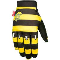 Fist Handwear Baldock Killabee 2 Bicycle Gloves/Yellow/Black Full Finger Medium