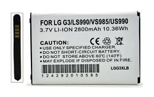 NEW BATTERY FOR LG G3 OPTIMUS LS990 VS985 SPRINT VERIZON*HIGH QUALITY*