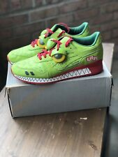 ALIFE x ASICS Gel Lyte III Green Monster Sneakers US 10.5 Original All VNDS