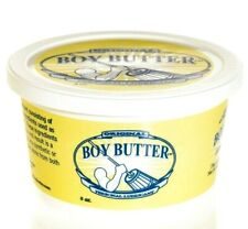 Boy Butter Organic Gay, Straight Anal  Fisting Sex Lube/Lubricant | Oil Based