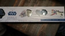 New listing William Somoma Star Wars cookie cutters- mint in the box
