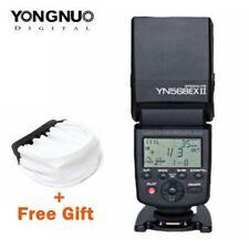 Yongnuo YN-568EX II TTL Flash Speedlite HSS for Canon 1100D 750D 600D 77D 80D 5D