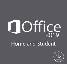 More details for microsoft office 2019 home & student 1 device for mac/windows - lifetime