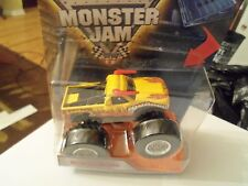 El Toro Loco Bull W/Ramp Monster Jam Truck Diecast Hot Wheels 2016 Rare