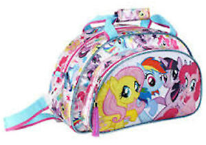 HASBRO - MY LITTLE PONY - Sport / Hand / Shoulder / Travel Bag SIZE:39x25x16.5cm