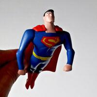 DC Universe SUPERMAN Super Hero FLYING POSE 4 Inch Action Figure Lot Figures