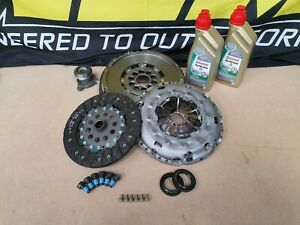 Ford Focus MK2 RS Clutch & Dual Mass Flywheel DMF Full Kit - ST225 Upgrade