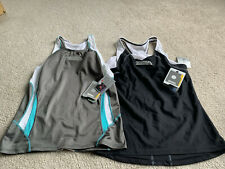 2 Womens Tank Top shirt Profile Design triathlon Comp & Elite Xl Running Run