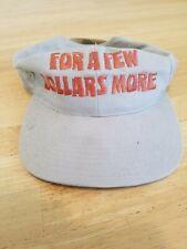 'For A Few Dollar More' Movie Baseball Cap