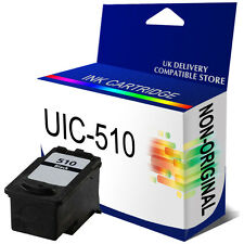 Compatible Black NON-ORM Ink Cartridge Replace for PG-510