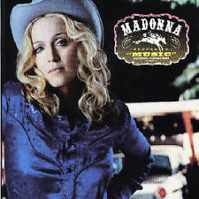 Music [Australia Bonus Tracks] by Madonna (CD, Sep-2000, Warner Bros.)