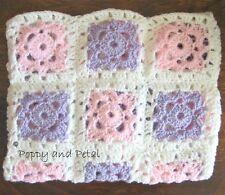Manta De Bebé Crochet Patrón. absolutamente hermosa y suave. fácil De Hacer!