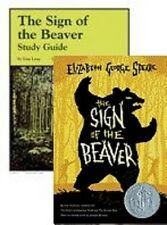 Sign of the Beaver Set - Study Guide and Book (Progeny Press) New
