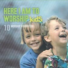 Worship Together: Here I Am to Worship for Kids CD