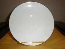 """ROYAL DOULTON SIMPLY PLATINUM TEA SAUCER 6"""" BIG SIZE"""