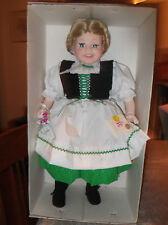 "Vintage Royal House of Dolls 20"" Vinyl Doll""Gretchen"" R85-2101*NRFB"