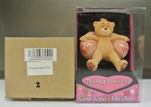 BNIB - BAD TASTE BEAR FIGURE - SWOP SERIES - 'THINKING ABOUT YOU'.