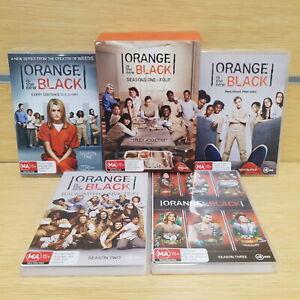 Orange is the New Black Season One-Four 16-Disc DVD Box Set