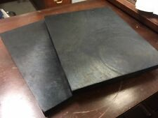 Rubber Sheet Pad Solid 1/2