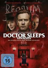 Doctor Sleeps Erwachen - DVD - Stephen King Next Shining - Ewan McGregor - TOP !