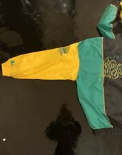starter jacke Seattle Supersonics Size XL Windbreaker Retro Vintage 🏀🏀🏀 NBA