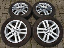 VW Golf 5 / 6 / Golf Plus / Touran (1T) 16 Zoll Alufelgen Sommerreifen 205/55R16