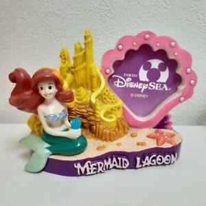Tokyo Disney Sea The Little Mermaid Ariel Photo Stand Picture Frame Figure Doll