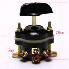 Electric Scooter Motor Switch Knob On/Off Forward backward 12V/36V/48V/60V/72V