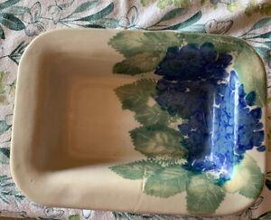 chatham pottery hydrangea Pattern