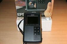Epson ET-P200 Minifernseher Analog Retro Rarität