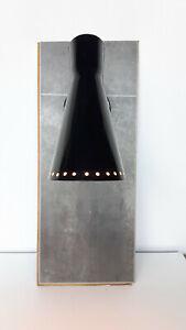BAG Turgi Wandlampe DIABOLO  50er/60er  Sputnik,tütenlampe,stilnovo