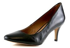 Corso Como CRAVEN  Black Leather Pump Heels 7003 Size 10 M NEW!