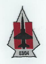 "PILOT TRAINING CLASS 11-03/04 ""WOBBLY"" patch"