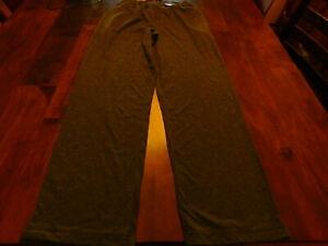 Stafford Sleep Pant Size Small (28-30) Gray NWT