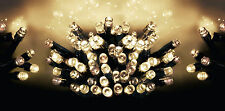 100/200/600 LED Christmas Lights 8M/10M /20M Indoor/Outdoor String Lighting XMAS