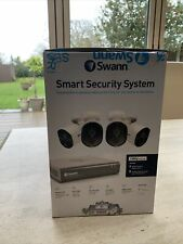 SWANN SWDVK-845804V VIDEO SURVEILLANCE KIT - 8 CHANNEL DVR WITH 1TB HARD DRIVE