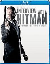 INTERVIEW WITH A HITMAN (Luke Goss) - BLU RAY - Region Free - Sealed