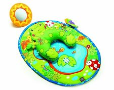 Tiny Love Tummy Time Fun Activity Mat - Frog - New! Free Shipping!