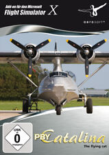 PBY Catalina - The flying cat (FSX)