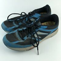 Newton Energy NR 004313 Black Blue Running Shoes US 11 EUR 44.5 SH7