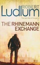 The Rhineman Exchange By Robert Ludlum Paperback