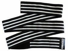 Contraband Black Label 1050 EZ-Wrap Knee Wraps  (ALL TENSIONS/LENGTHS/COLORS)