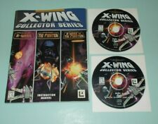 Star Wars: X-Wing Collector Series for Windows 95 PC CD-ROM 1998